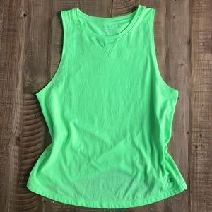 Champion athletic tank size Small 💚